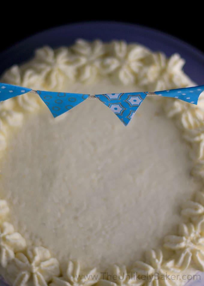 Cake Buntings DIY