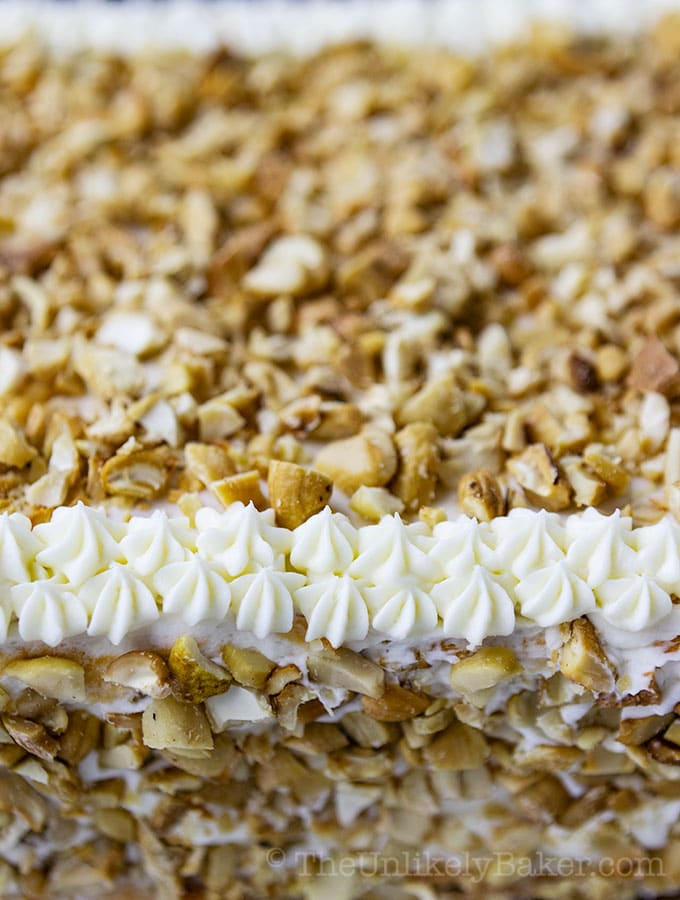 Easy Sans Rival Recipe