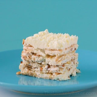 Sans Rival (French Dacquoise, Filipino-style)