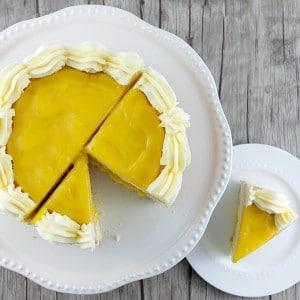Lemon Cake SB