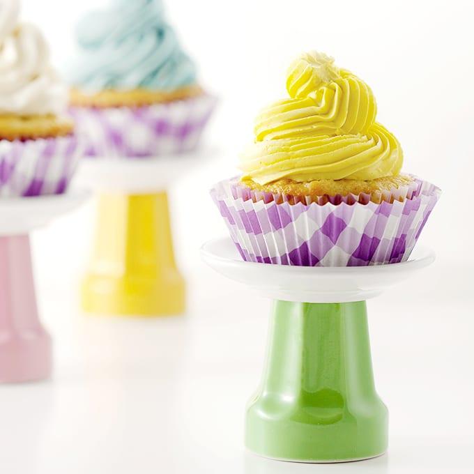 Vanilla Cupcake Recipe SB
