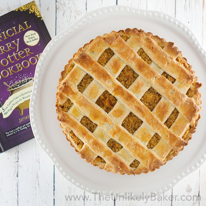 Treacle Tart – Harry Potter's Favourite!