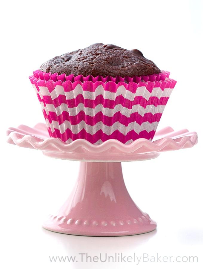 Chocolate Ricotta Muffins
