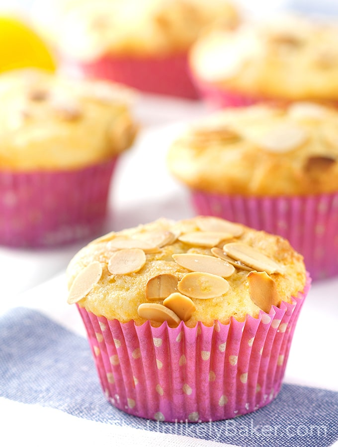 Lemon Ricotta Muffins Recipe