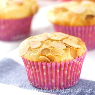 Lemon Ricotta Muffins Recipe