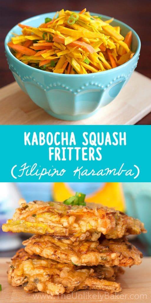 Squash Fritters
