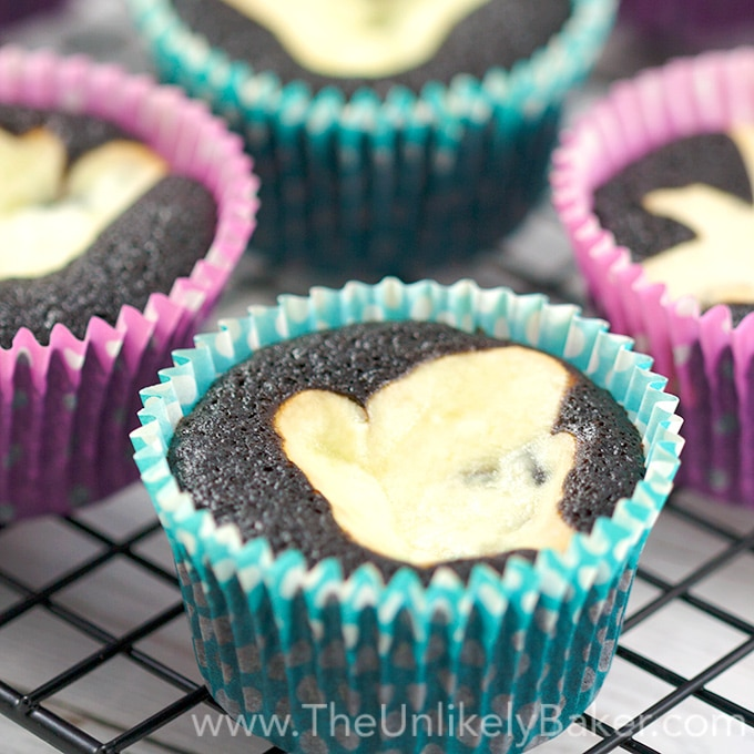 How to Make Black Bottom Cupcakes