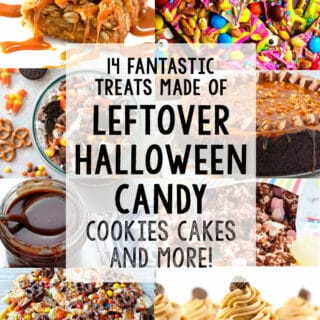 14 Treats Made With Leftover Halloween Candy