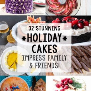 Stunning Holiday Cakes