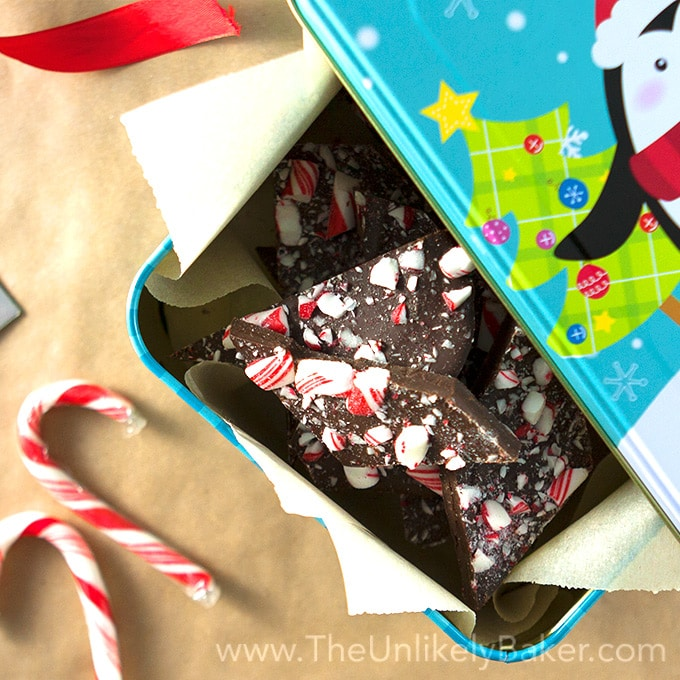 Homemade Chocolate Bark