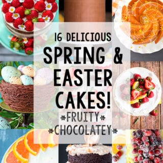 Spring and Easter Cake Ideas
