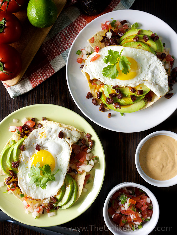 Easy Huevos Rancheros Recipe