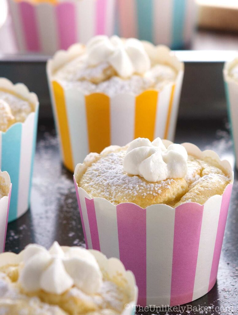 Hokkaido Cupcakes Recipe