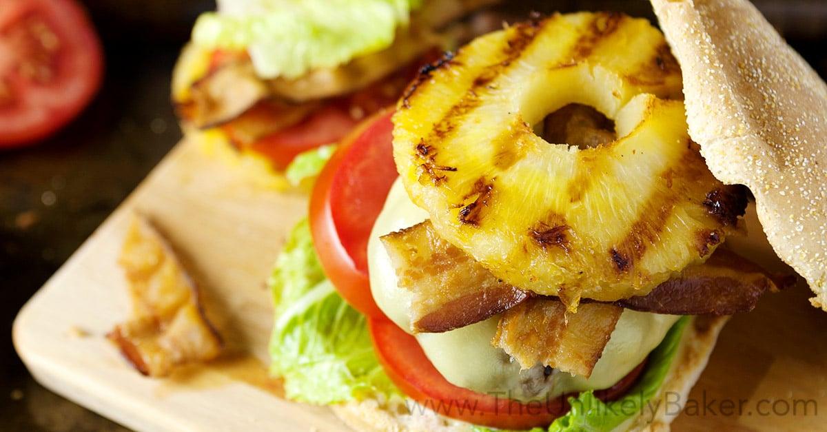 Aloha Burger Recipe (Jollibee Copycat, Almost!)
