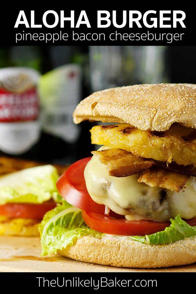 Aloha Burger Recipe