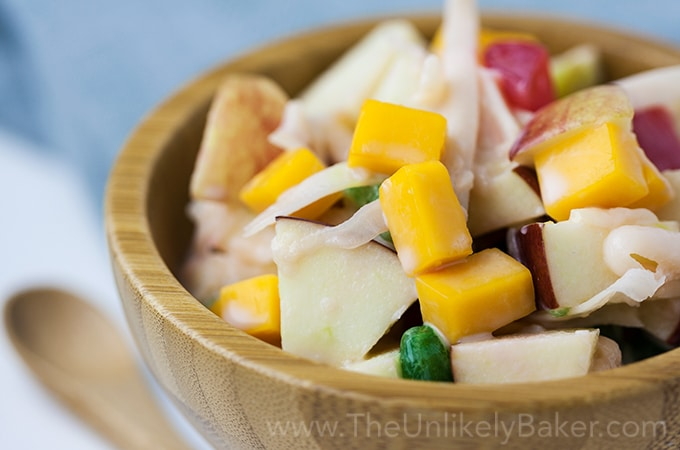 Apple Buko Salad