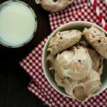 Double Chocolate Meringue Cookies