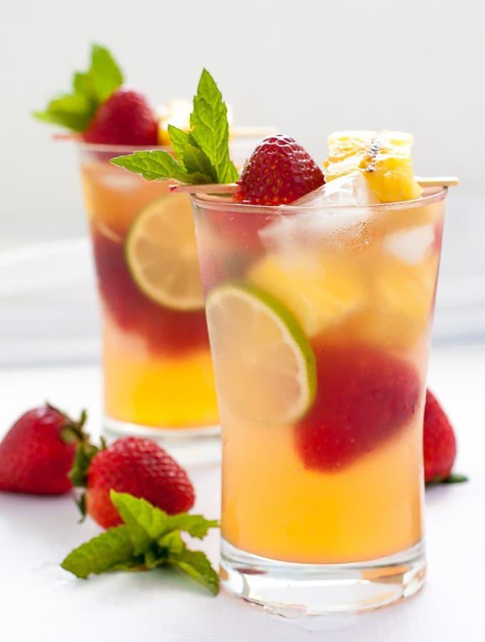 Summertime Drinks