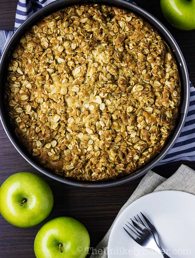 Sweet and Savoury Apple Recipes