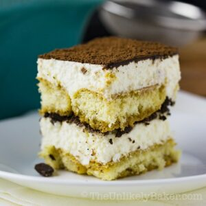Easy Eggless Tiramisu (with step-by-step video)