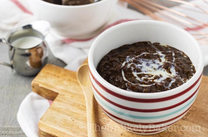 Champorado Recipe (Filipino Chocolate Rice Porridge)