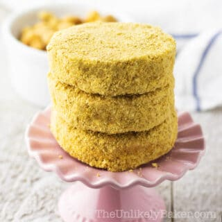 Silvanas Recipe - How to Make Philippine Sylvanas Cookies