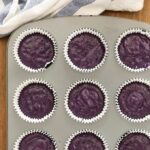 How to make ube cupcake recipe