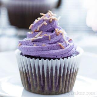 Ube Cupcakes Recipe