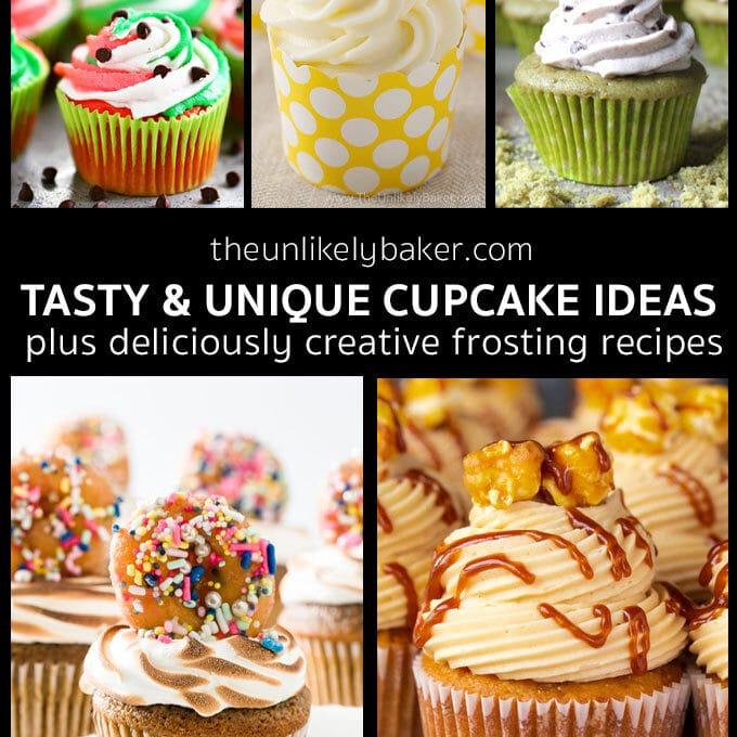 Unique Cupcake Recipes