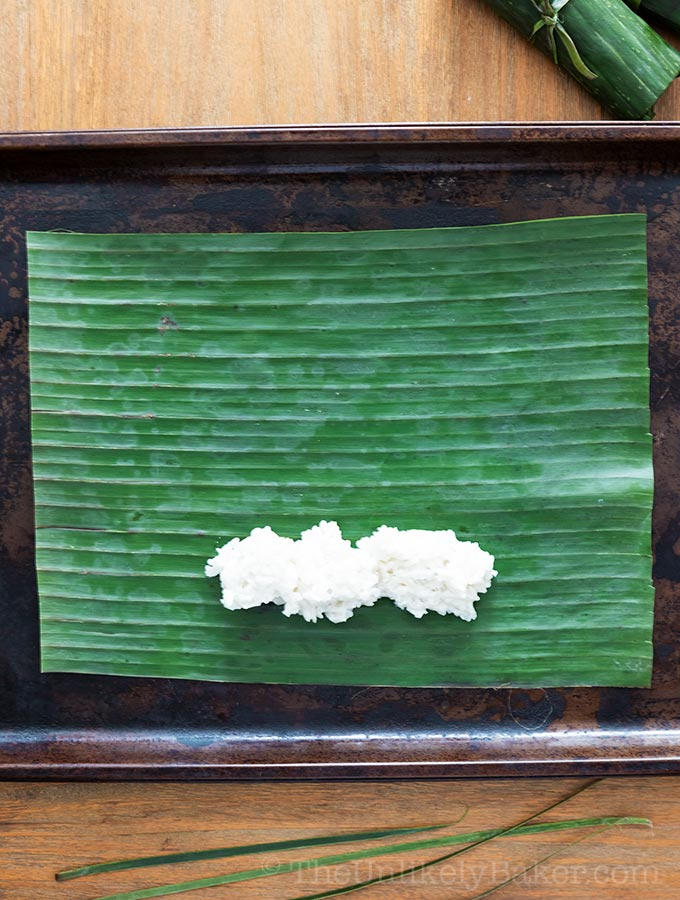 How to make Filipino sticky rice cake