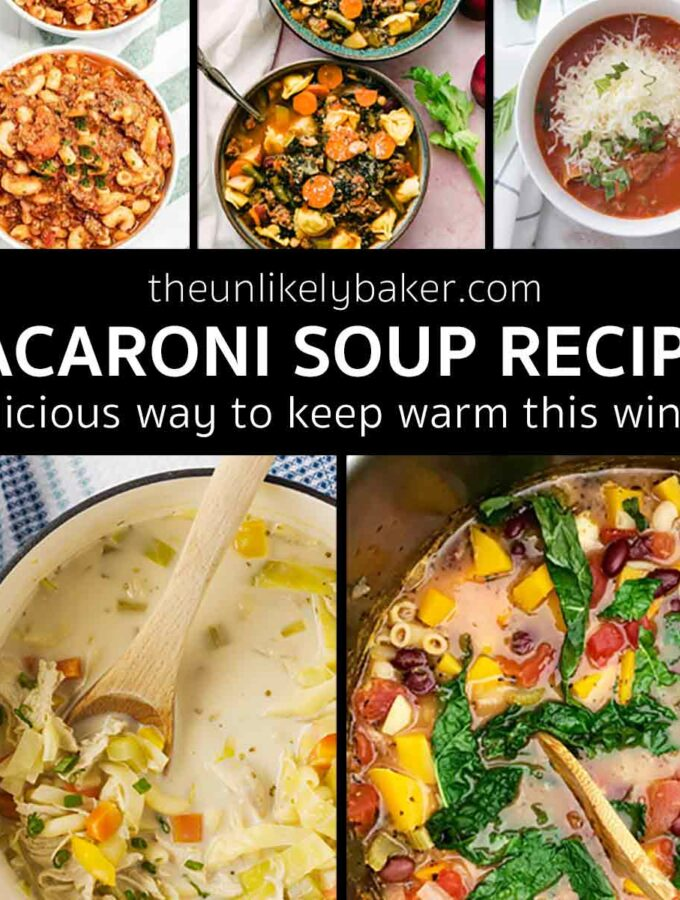 Macaroni Soup Recipes