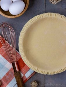 Egg Pie Recipe