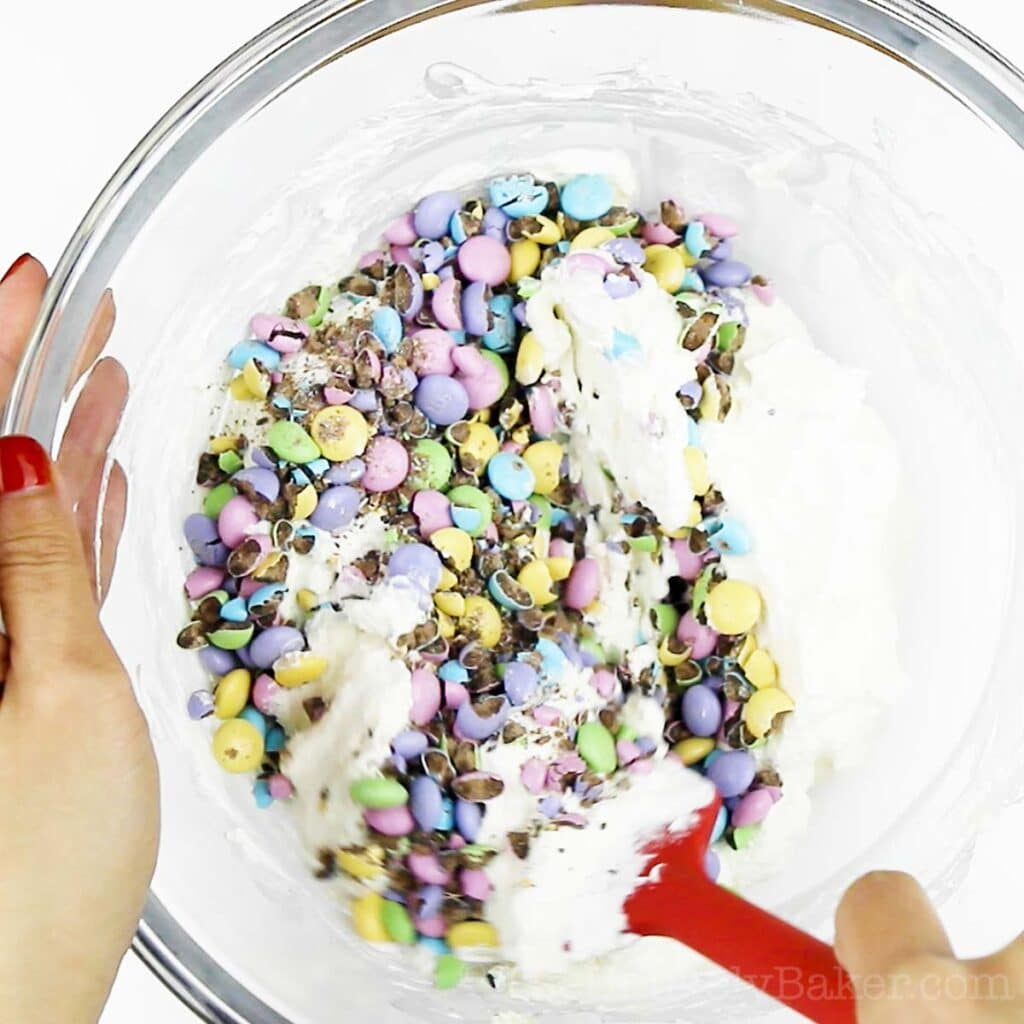 How To Make Easter Cheesecakes