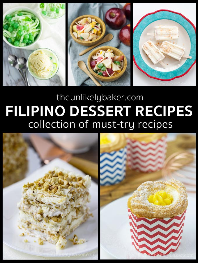 Filipino Dessert Recipes You Must Try