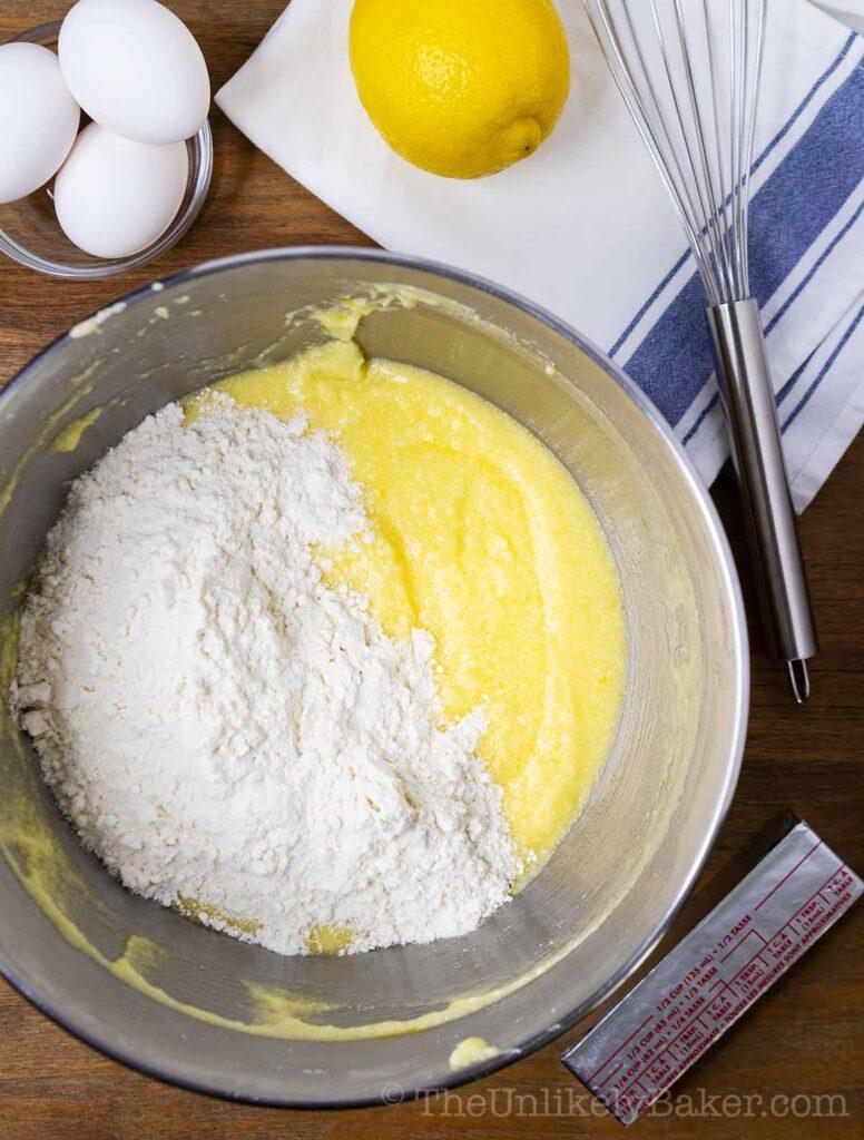 Buttermilk pound cake recipe from scratch