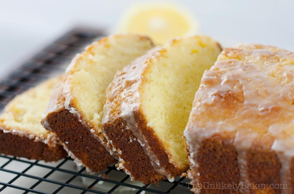 Old Fashioned Buttermilk Pound Cake
