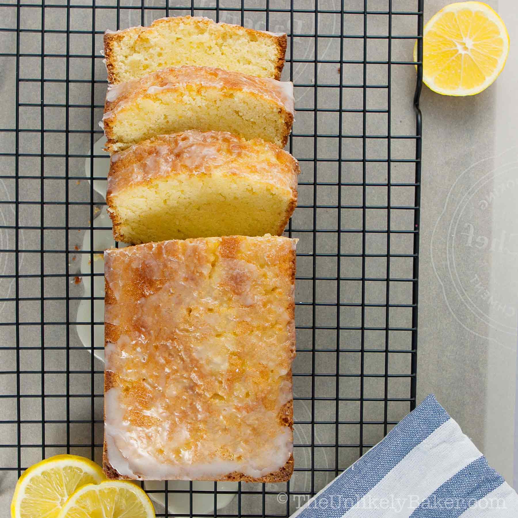 Old Fashioned Buttermilk Pound Cake