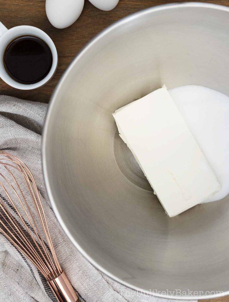 Salted Caramel Cream Cheese Brownies Recipe