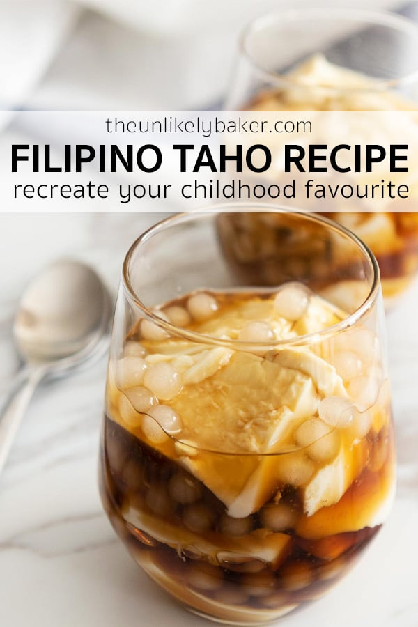 Filipino Taho Recipe