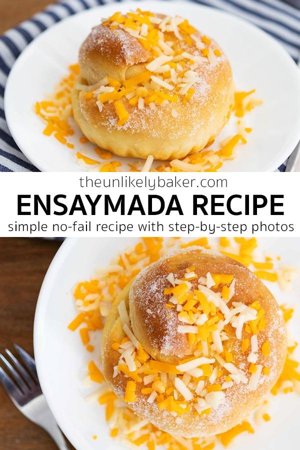 Ensaymada Recipe