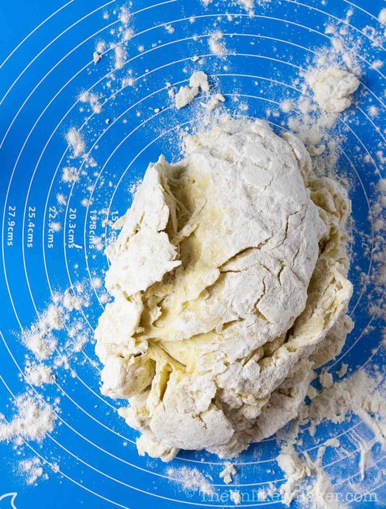 How to Make Ensaymada Bread