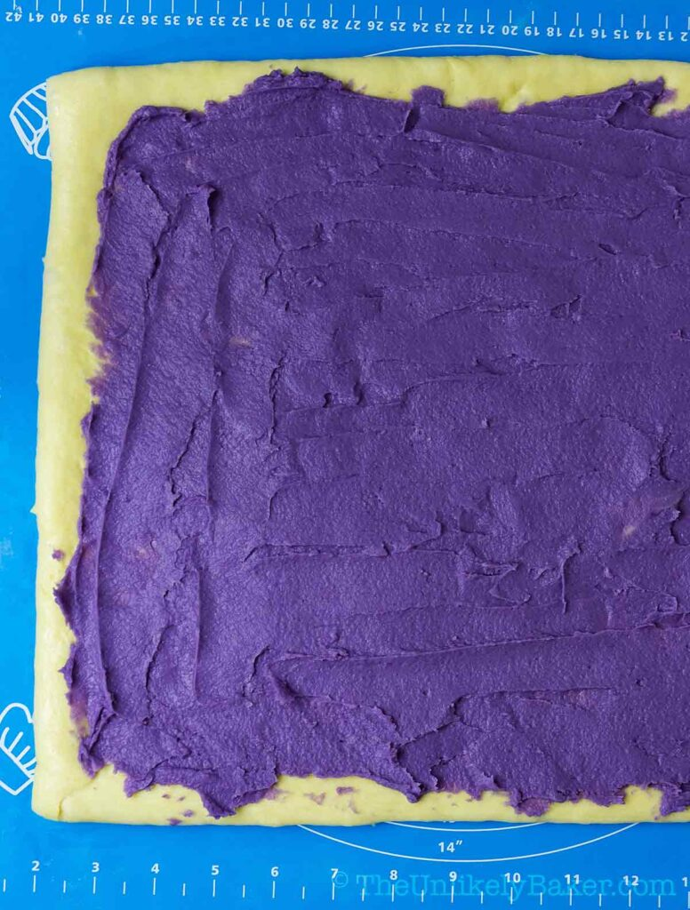 How to Make Ube Bread