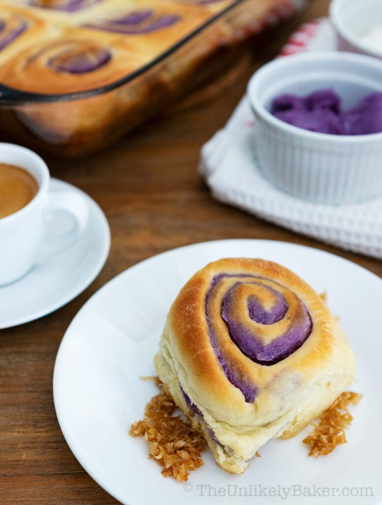 Ube Bread Recipe