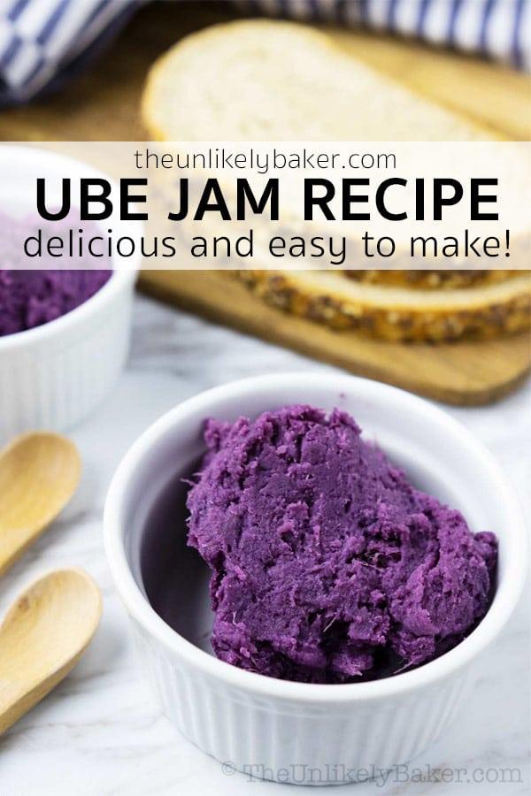 Ube Jam Recipe