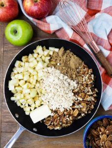 Apple Topping for Cheesecake