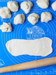 How to make Filipino Spanish bread dough