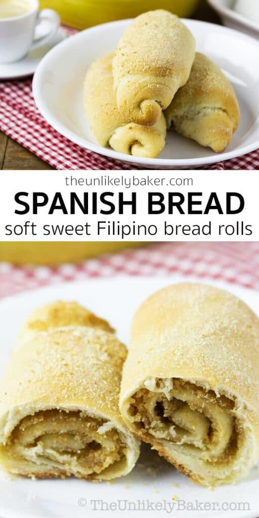 Spanish Bread Recipe