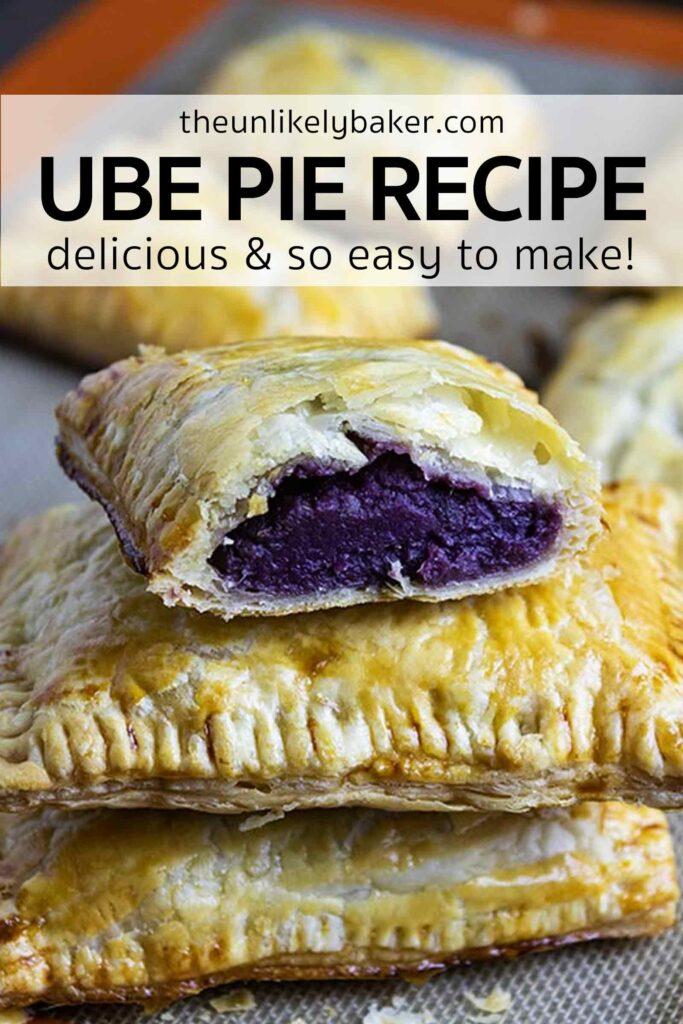 Easy Delicious Ube Pie Recipe