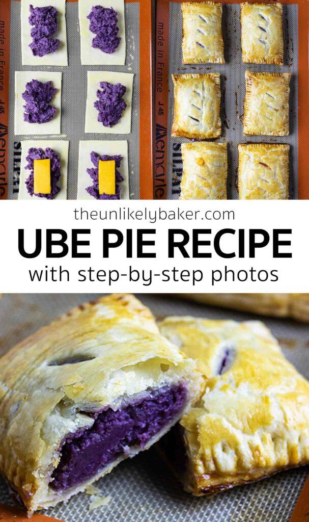 Ube Pie Recipe (Jollibee)
