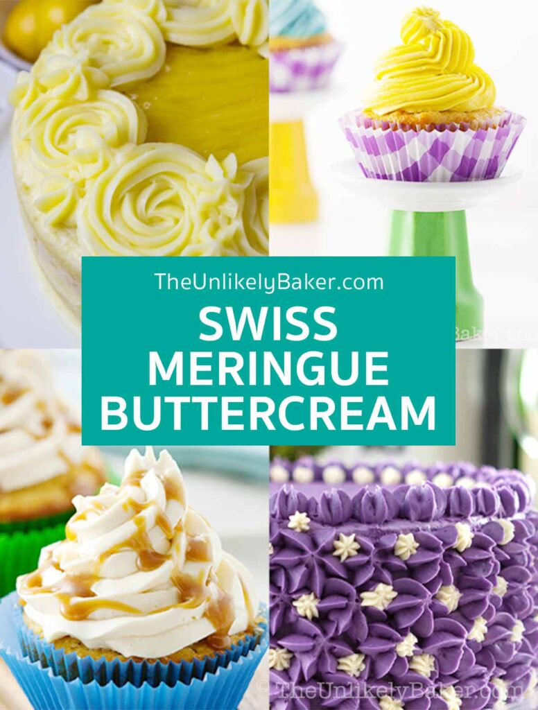 How to Make Swiss Meringue Buttercream